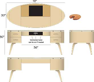 ResortQuest furniture